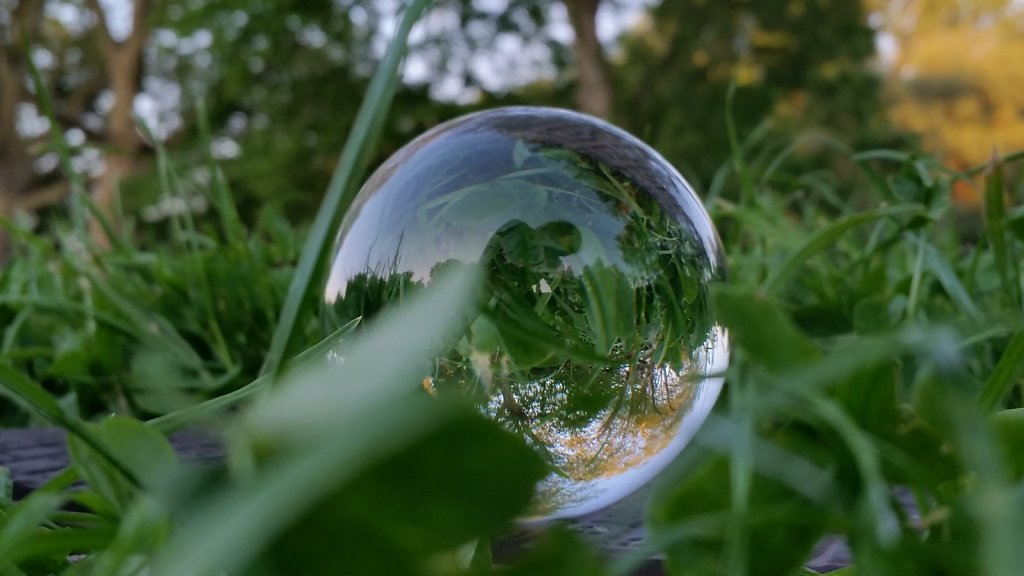 Glaskugelbilder