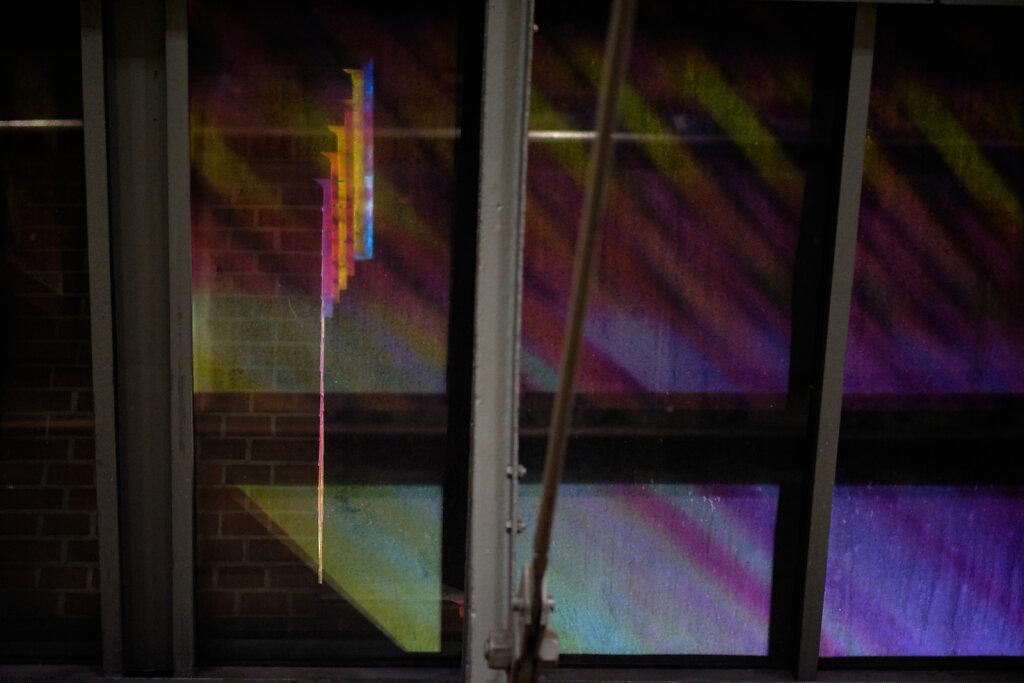 Strips of light