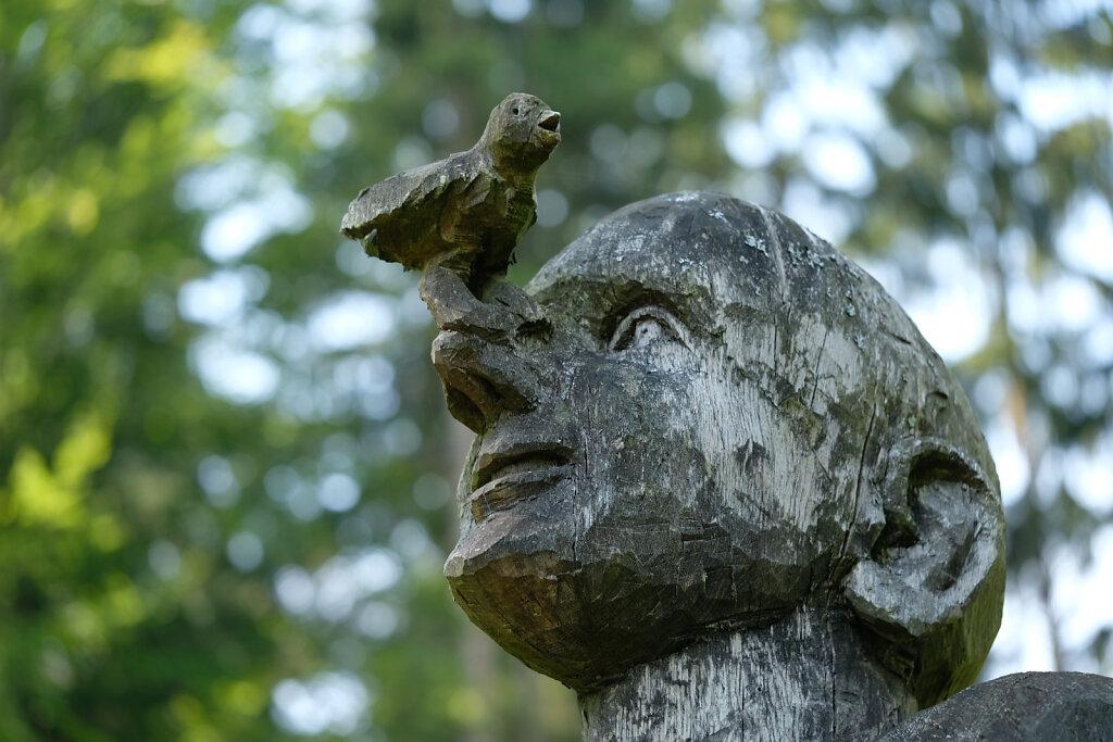 Weltwald sculpture II