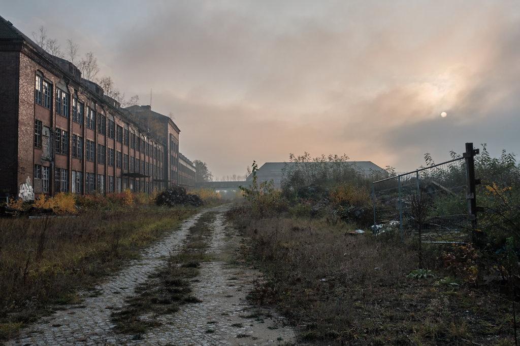 Heeresbekleidungsamt Bernau bei Berlin
