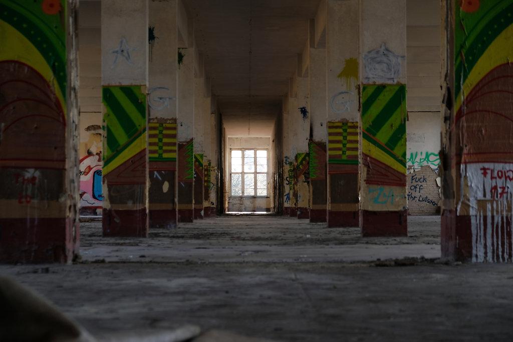 Hallways III
