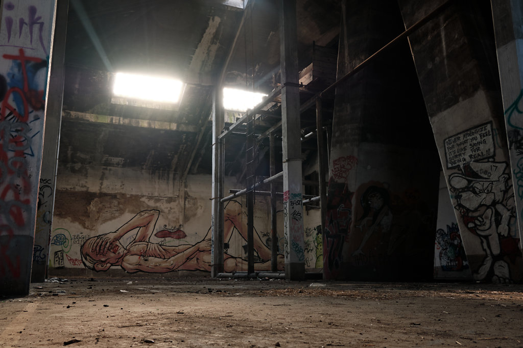 Full of Interesting Graffitis