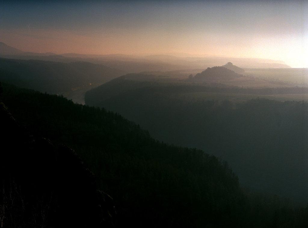 Elbsandsteingebirge MB