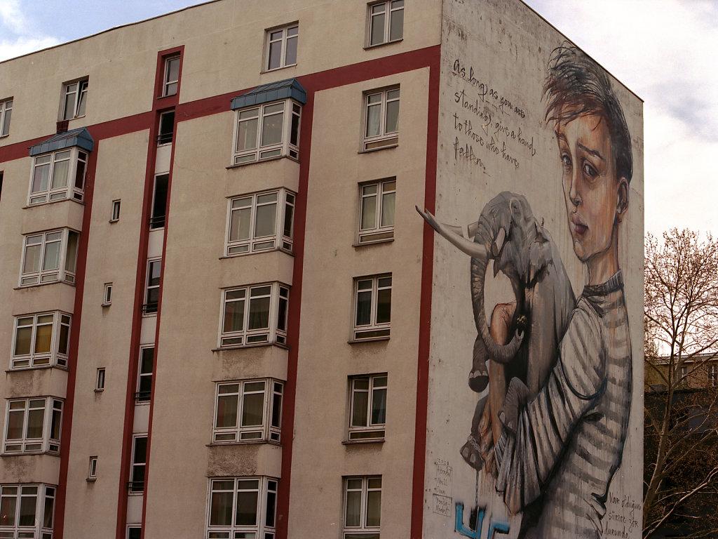 Berlin Murals