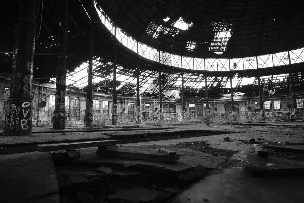 Inside Halls II