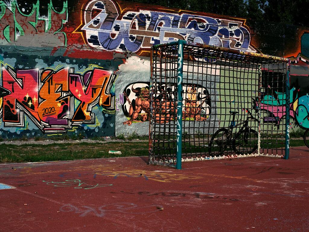 Rummelsburg Graffiti